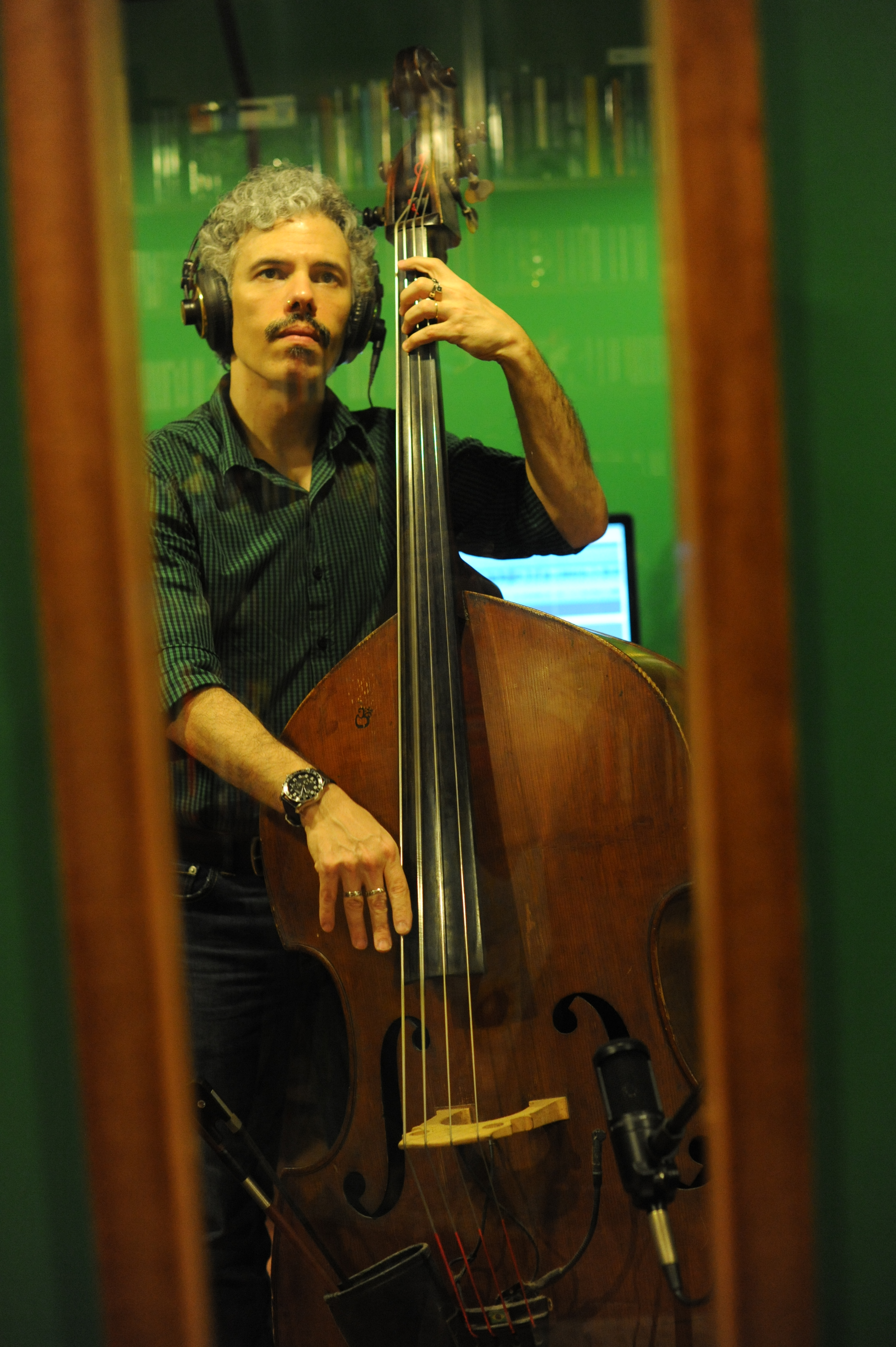 Bruno Migliari - gravando